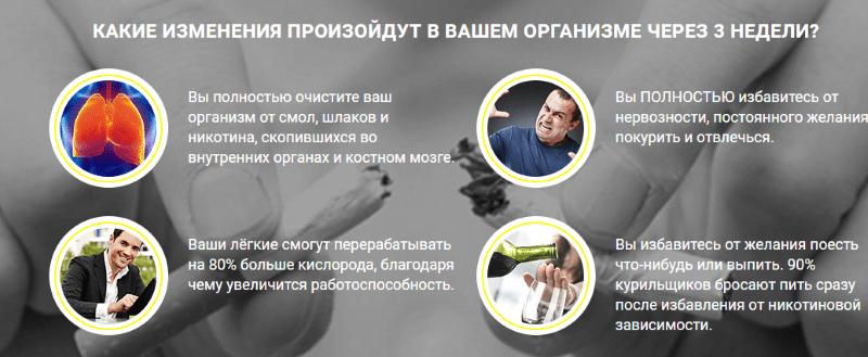 Через сколько восстанавливается организм после отказа от курения? | mnogoli.ru