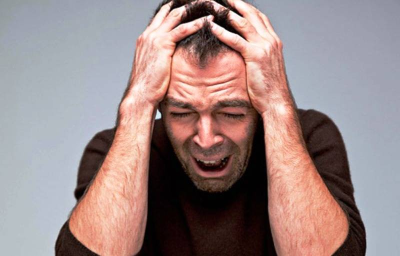 Перепады настроения у алкоголиков