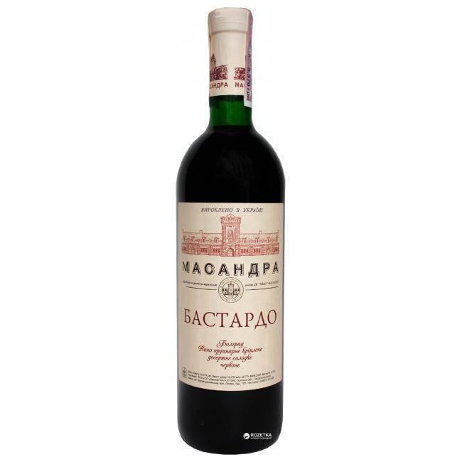Описание и характеристики сорта винограда бастардо, история и правила выращивания