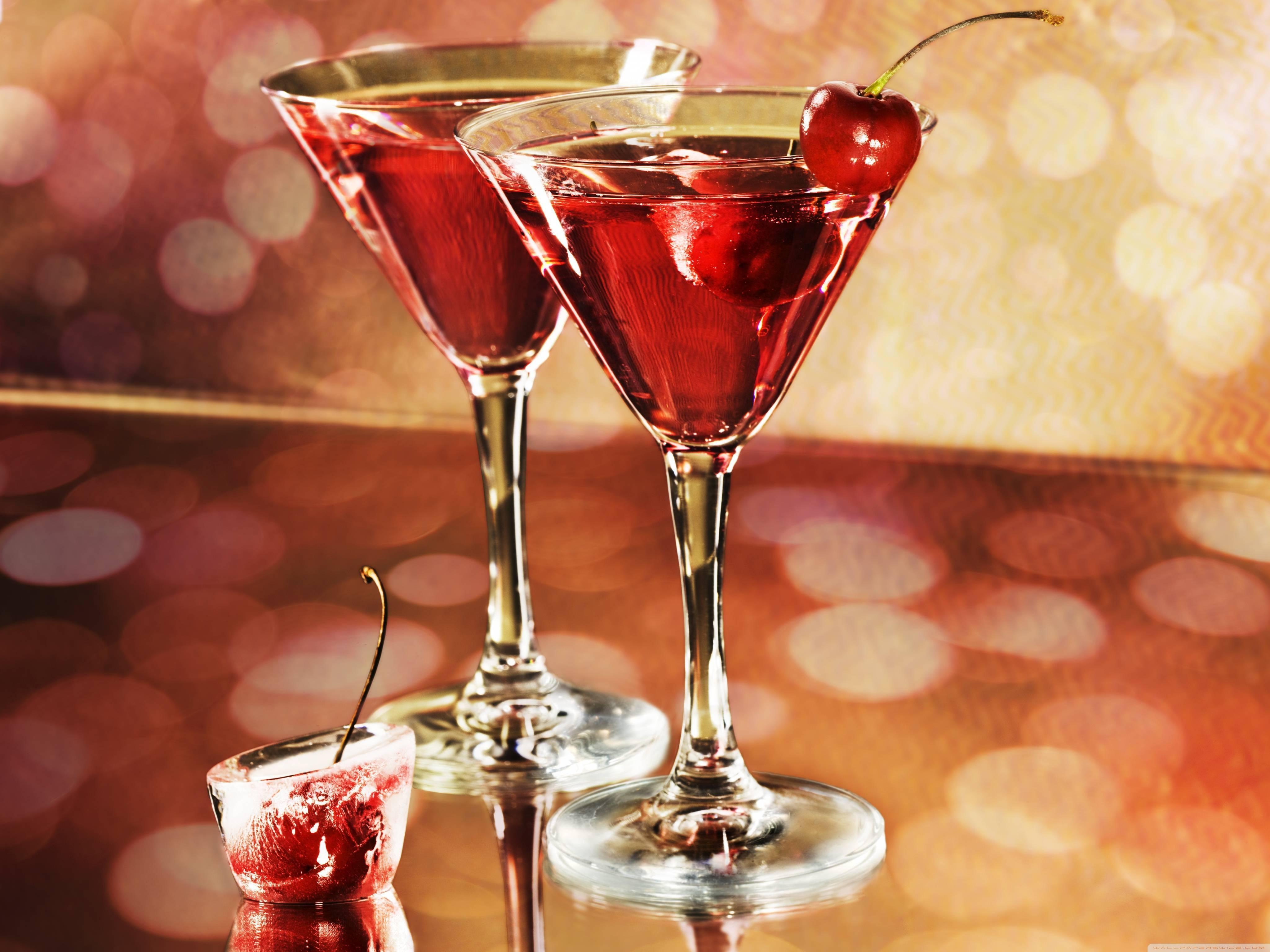 Алкогольные коктейли на основе вин