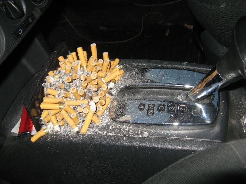 7 простых способов убрать запах сигаретного дыма из автомобиля » изобретения и самоделки