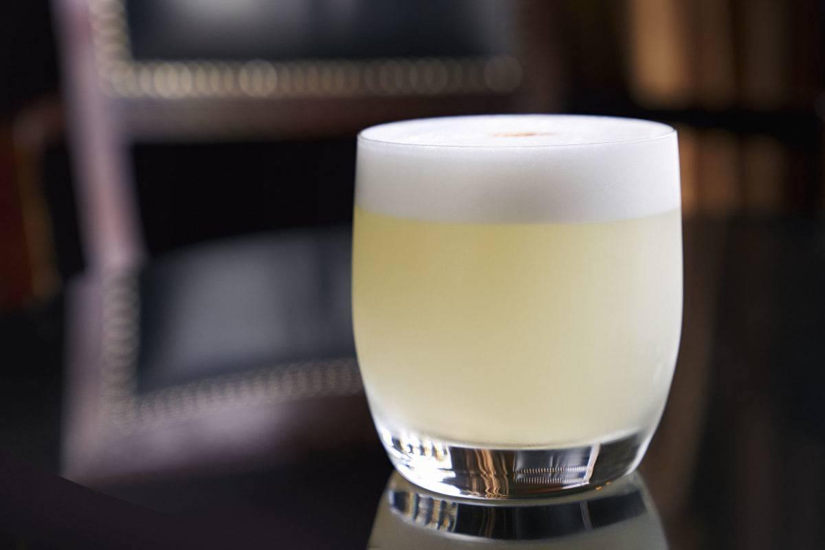 Писко сауэр рецепт коктейля с фото видео