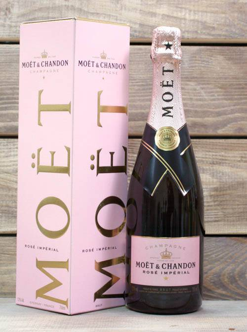 Моет шандон: шампанское для души