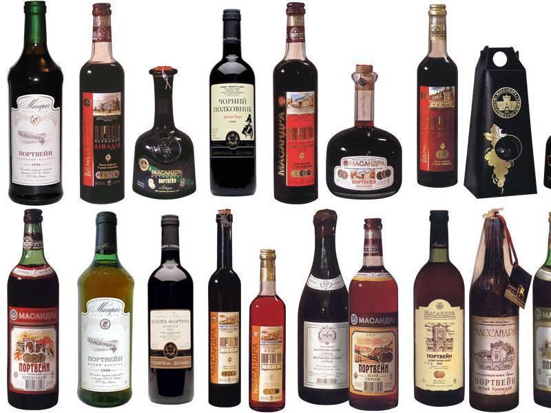 Из чего делают крымские вина и есть ли среди них что-то приличное?
