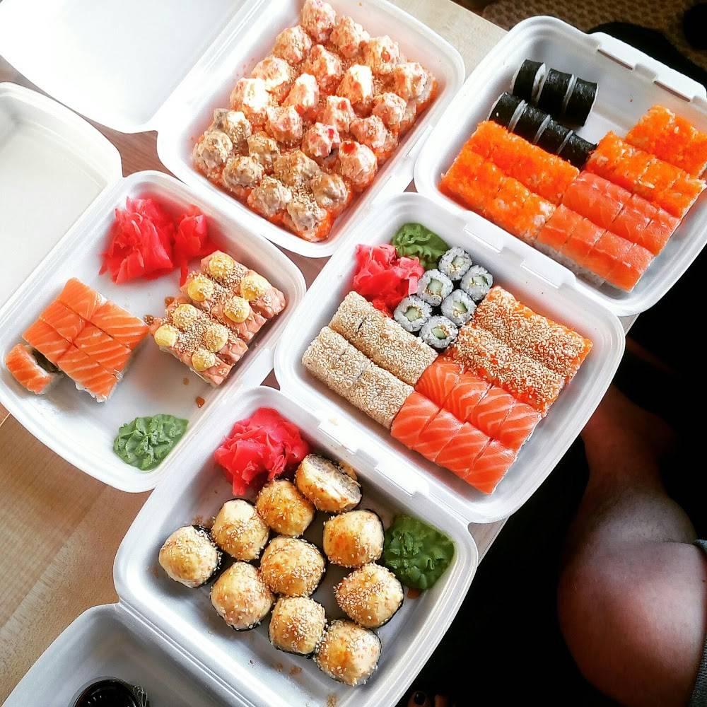 Что пить с суши и роллами? памятка для гурмана