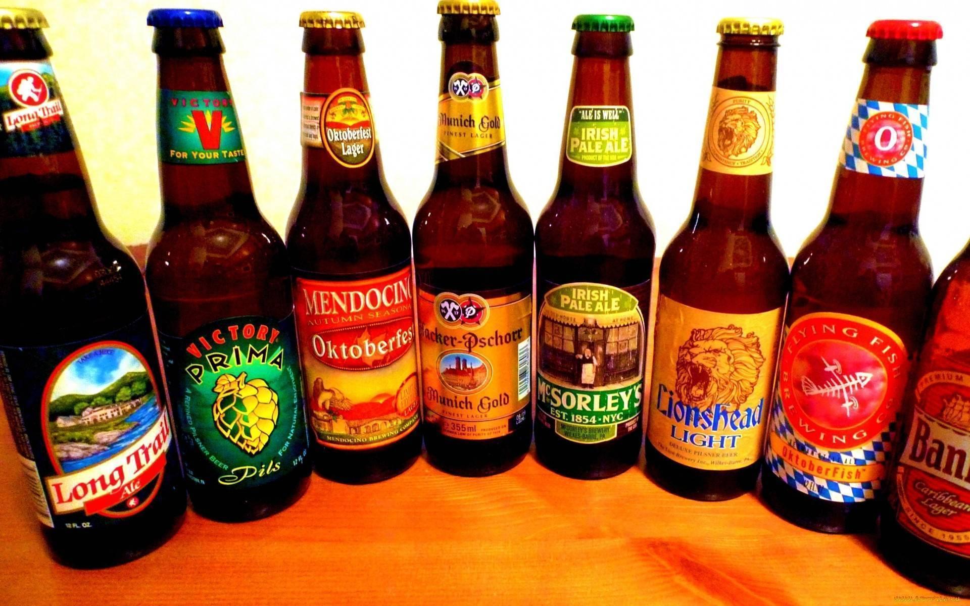 Лучшее чешское пиво разливное и в бутылках