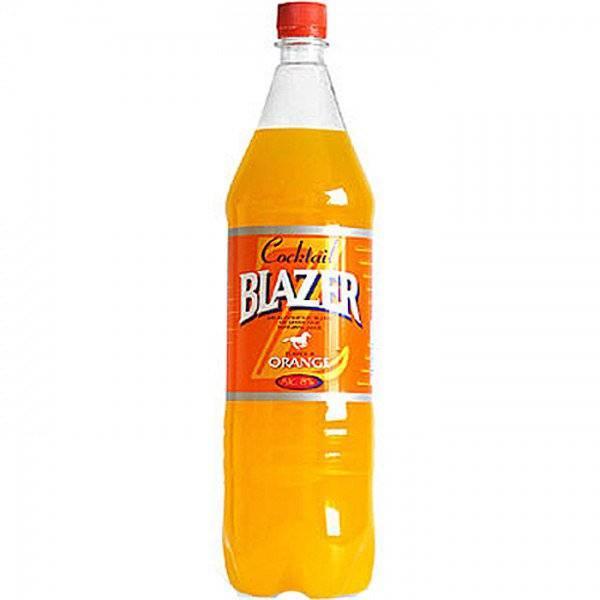 Сколько градусов алкоголя в блайзере?