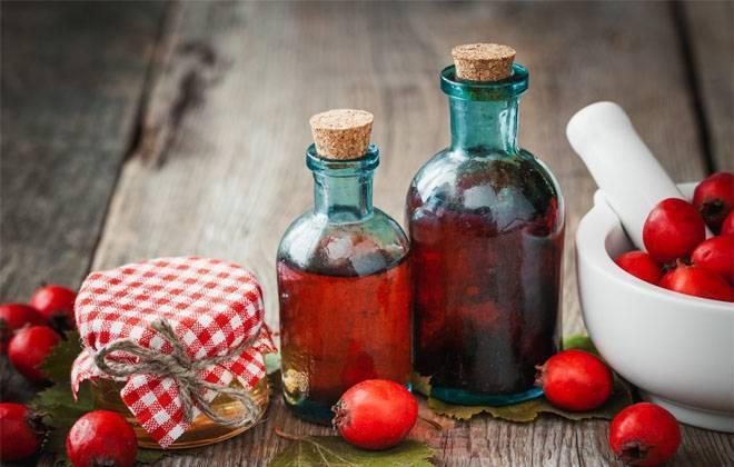 Настойка боярышника в домашних условиях на водке: рецепты