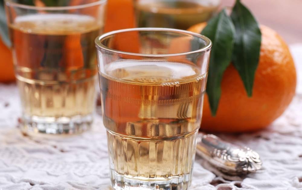 Настойка мандаринов на самогоне – простой рецепт