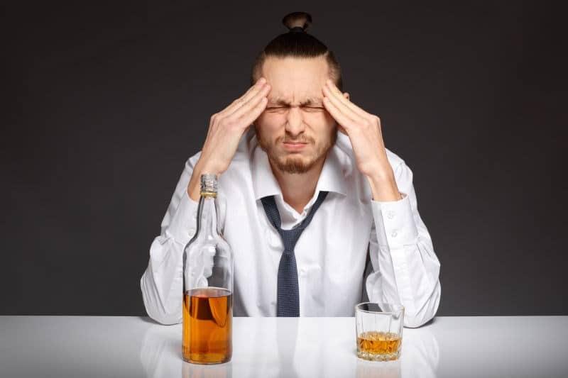 Отходняк от алкоголя: что делать?