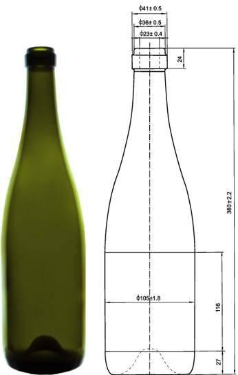 Гост 10117.2-2001 бутылки стеклянные для пищевых жидкостей. типы, параметры и основные размеры, гост от 08 июля 2002 года №10117.2-2001
