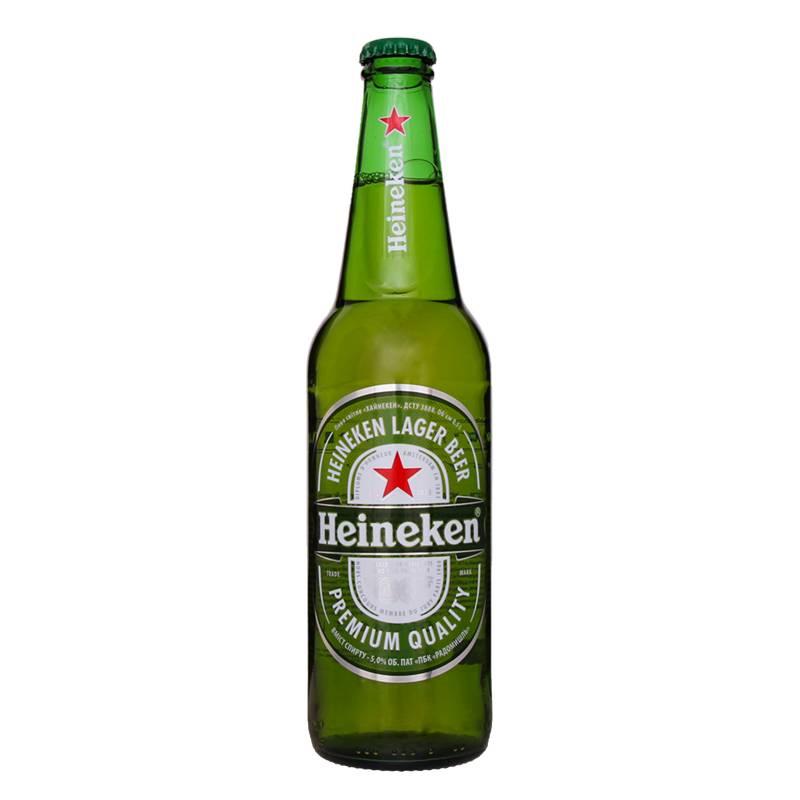 Хейнекен выпускал пивные бутылки для постройки домов