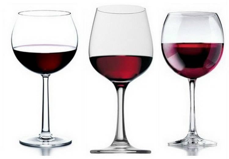 Как правильно держать бокал с вином? этикет
