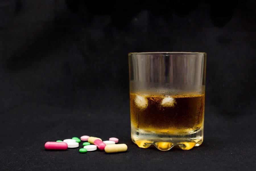 Сонапакс и алкоголь — совместимость, можно ли сонапакс со спиртным