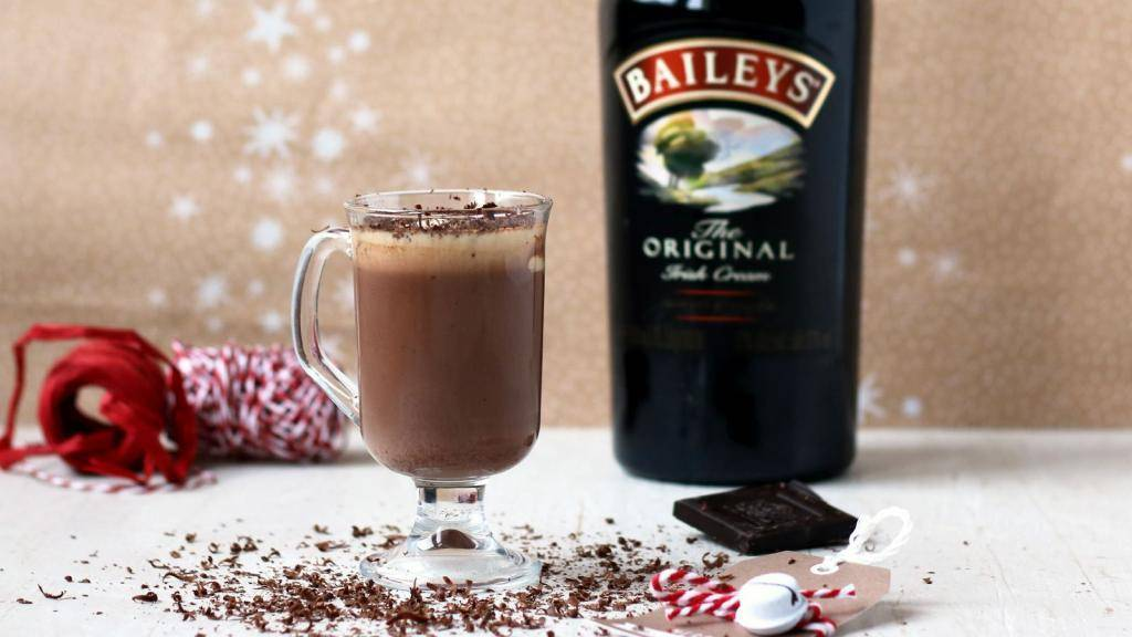 Кофе с ликером бейлиз рецепт