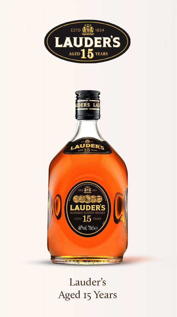 Виски lauder s — история алкоголя