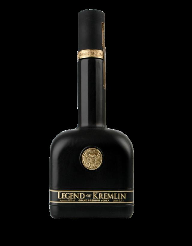 Водка легенда кремля (legend of kremlin) - описание, история происхождения и характеристика продукции