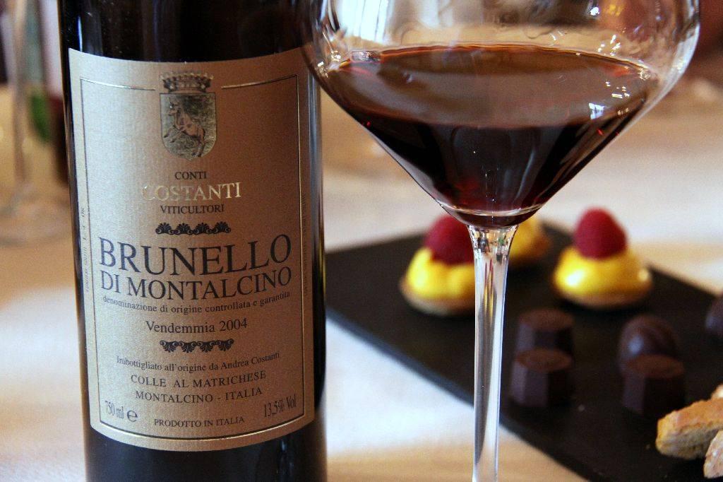 Вино «брунелло ди монтальчино» (brunello di montalcino): описание, особенности и технология производства | кулинарный портал