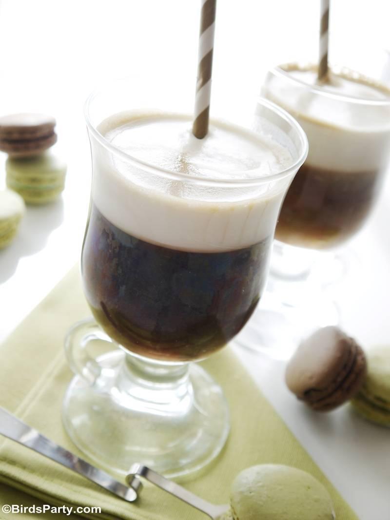 Коктейль «ирландский кофе»