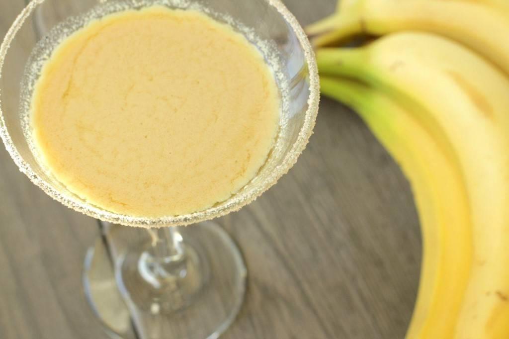 Домашний рецепт приготовления бананового ликера