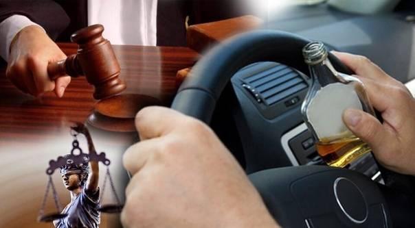 Лишение прав за алкогольное опьянение: порядок лишения прав