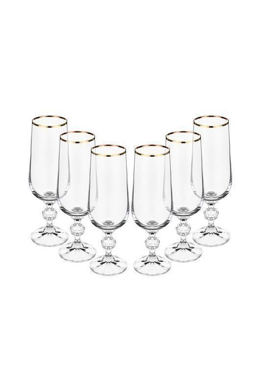 Как правильно выбрать бокалы для шампанского (игристых вин)