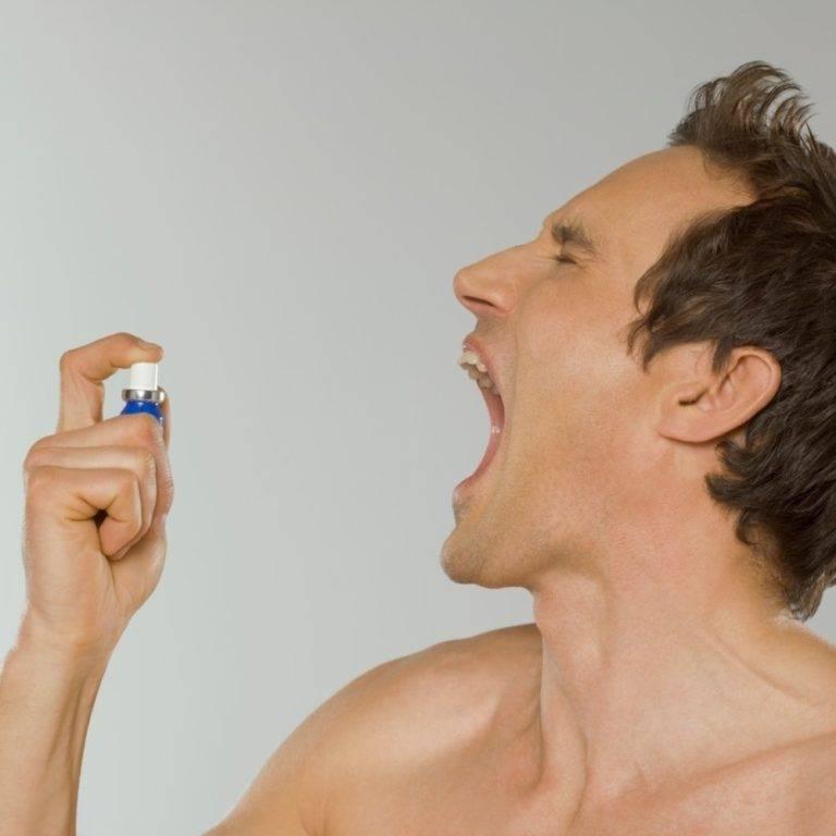 Как избавиться от перегара и убрать неприятный запах изо рта