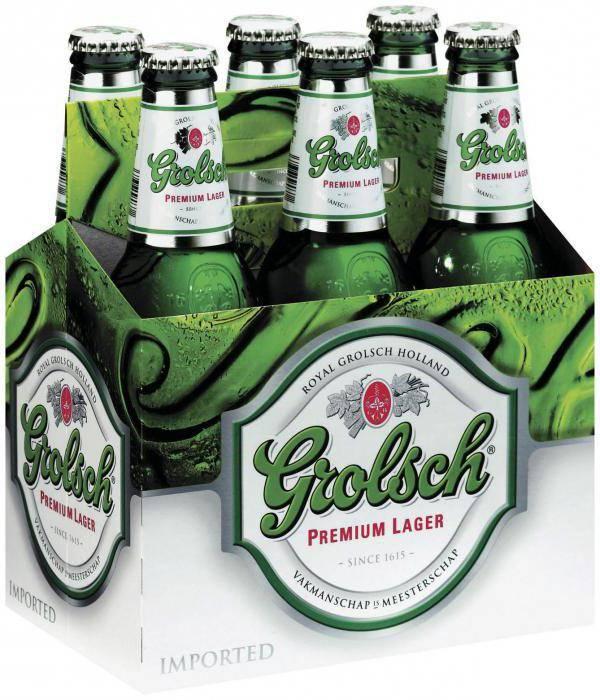 Пиво grolsch (гролш) — история возникновения нидерландского напитка