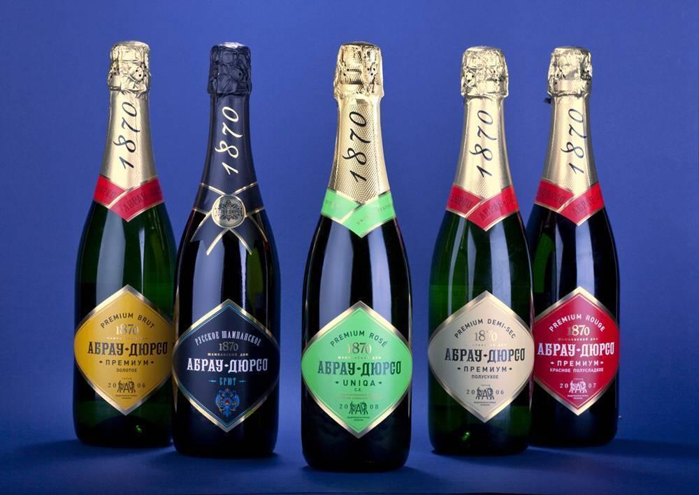 Рейтинг лучшего шампанского в россии в 2018 году составило «роскачество»