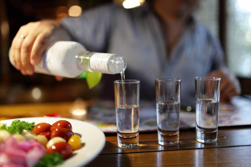 Как пить алкоголь чтобы не тошнило