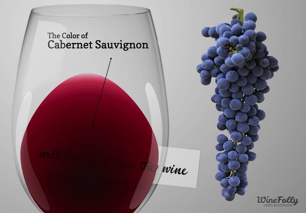 Вино каберне: обзор напитка