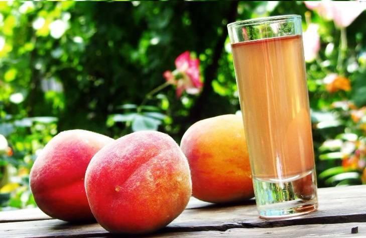 Как правильно приготовить персиковый ликер?