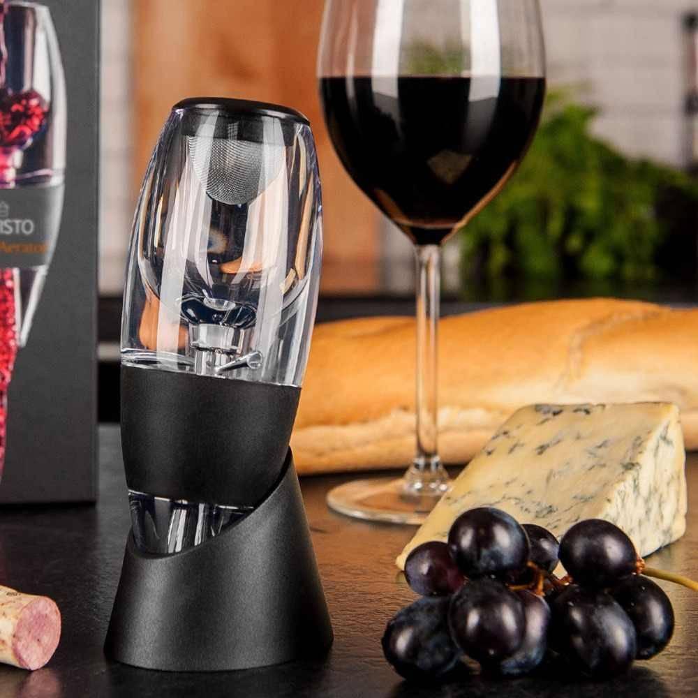 Аэратор для вина: что это такое, для чего нужен винный декантер, его виды и материалы
