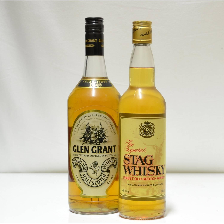 Обзор виски The Glen Stag (Глен Стаг)