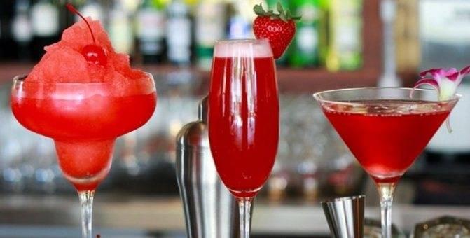 Алкогольные коктейли с гренадином – 10 лучших рецептов - врач орехов