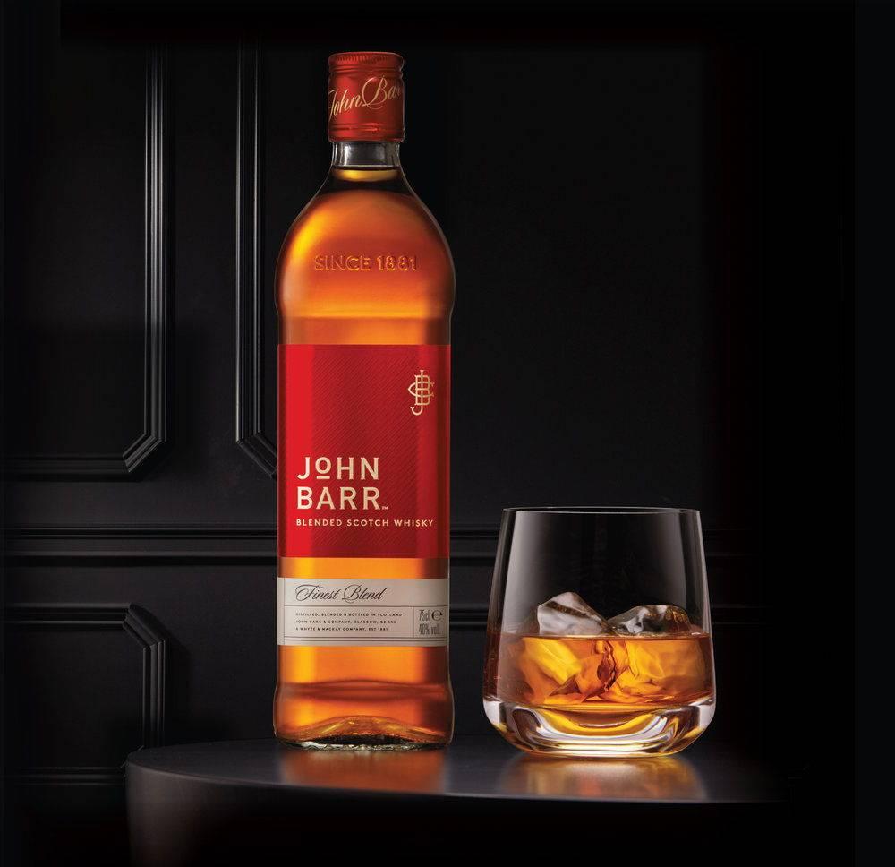Виски john barr (джон барр) и его особенности
