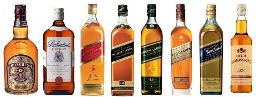 История виски, отличие шотландского скотча от других видов