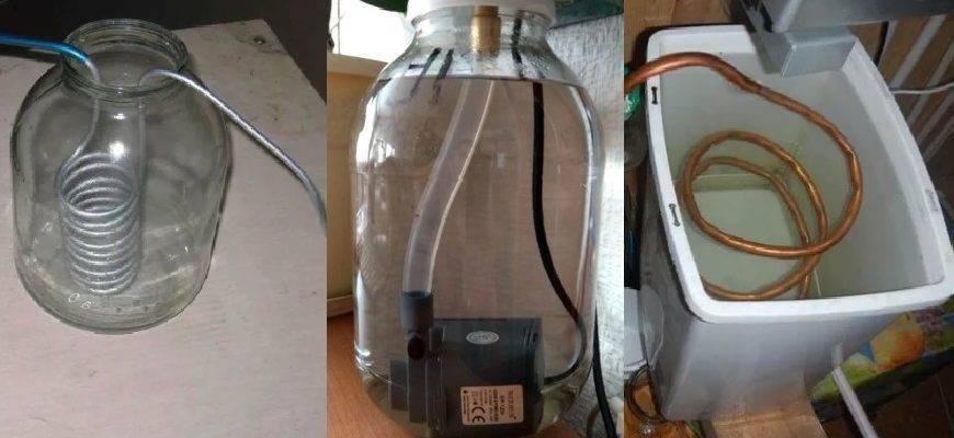 Насос для самогонного аппарата: описание и применение ⛳️ алко профи