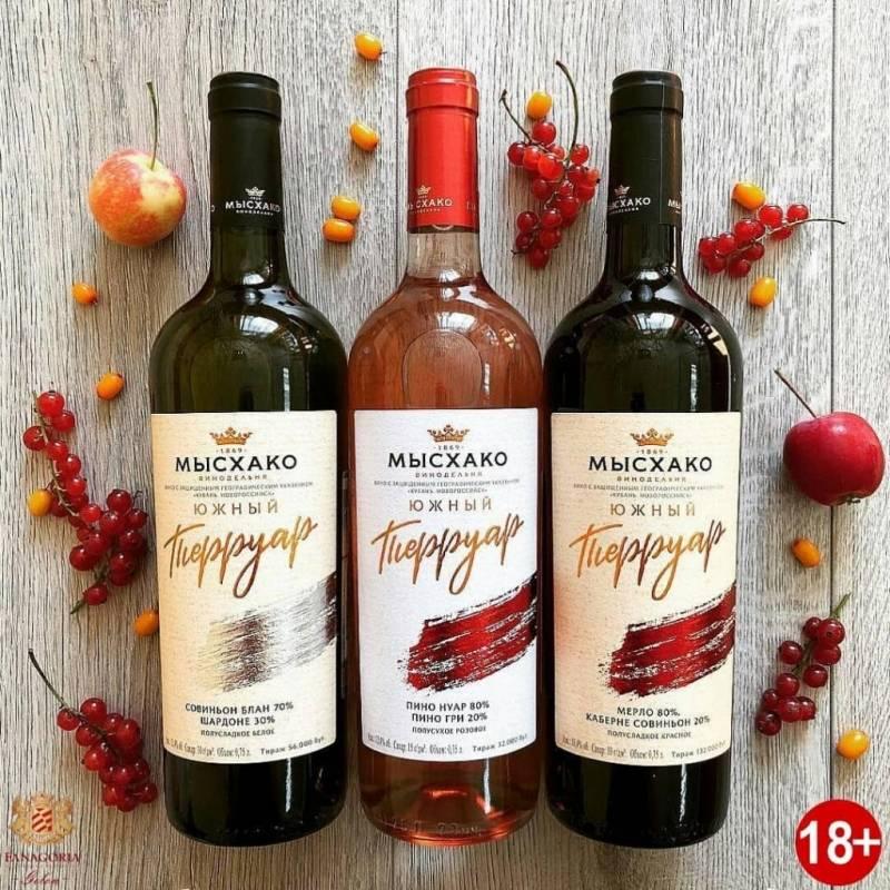 Лучшие вина тамани