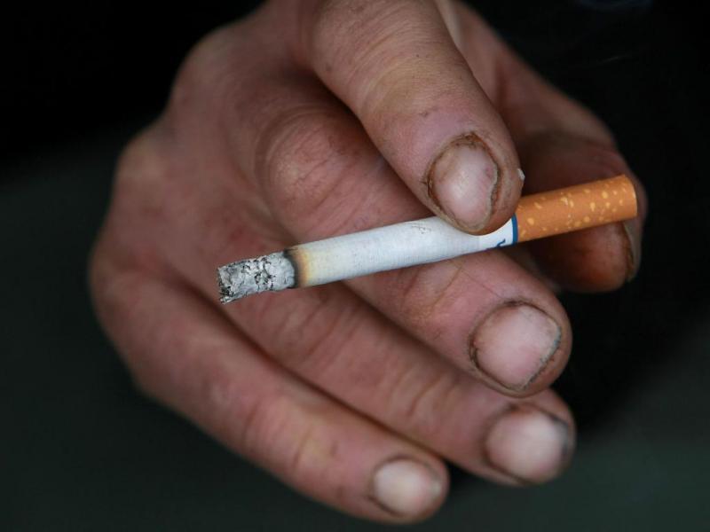 Статистика курения в мире