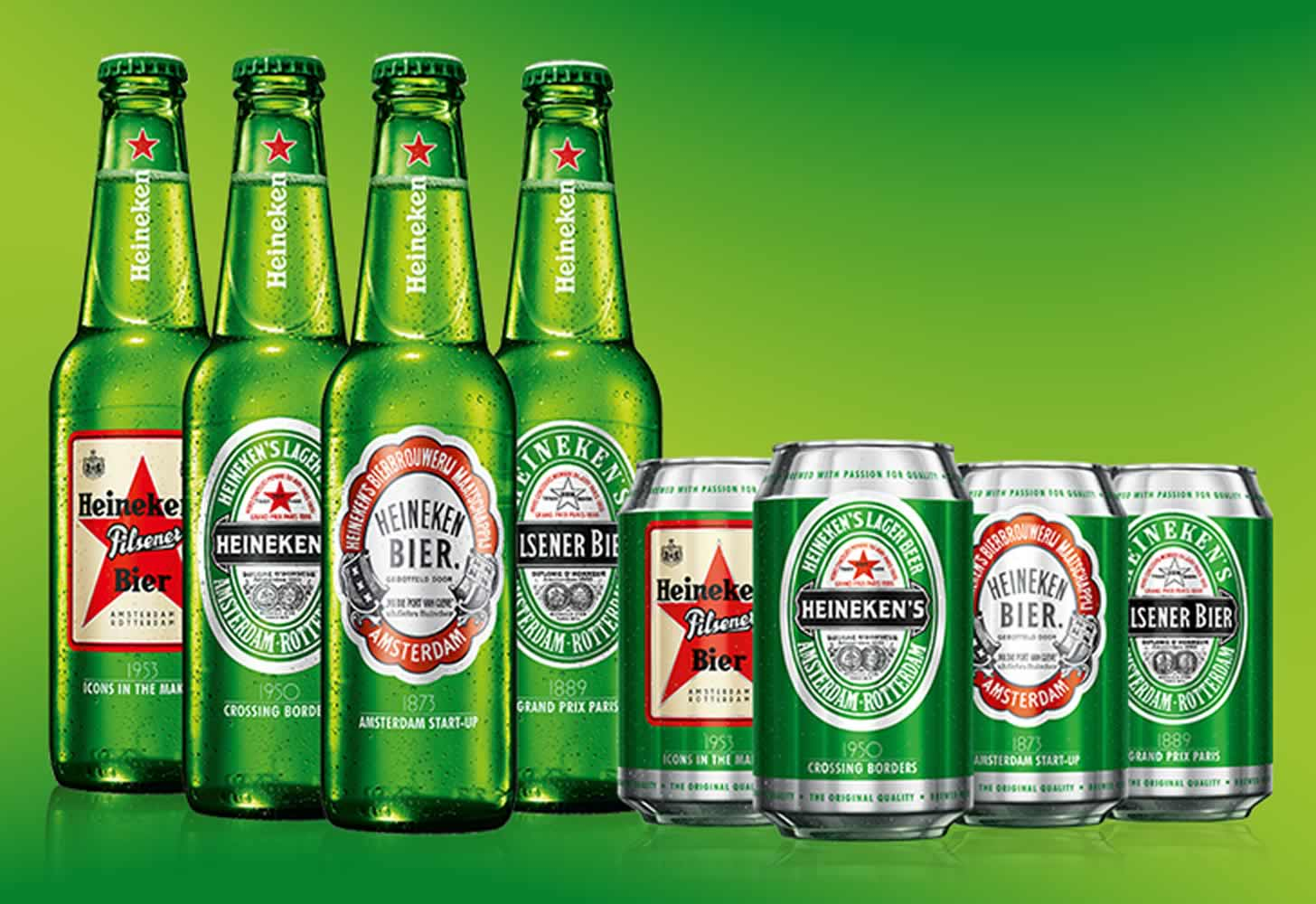 Пиво хейнекен heineken: обзор, производитель, отзывы, цена, фото