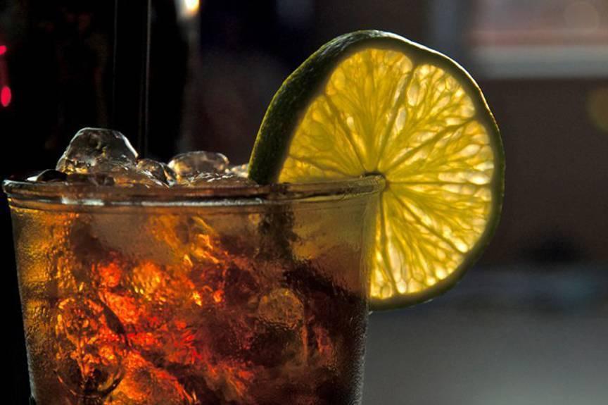 Топ-10 лучших коктейлей на основе водки