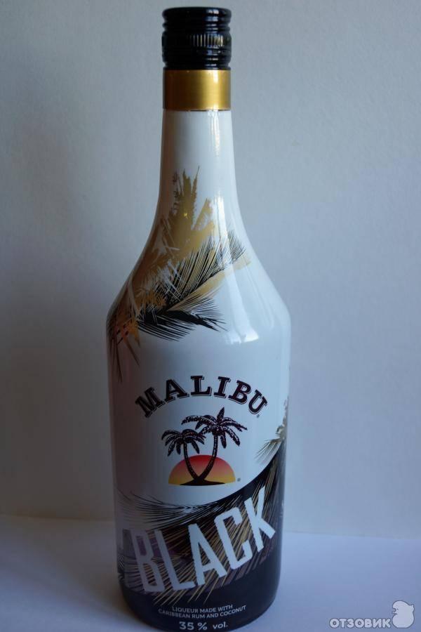 Ликер малибу: коктейли с ним, как пить, рецепт приготовления