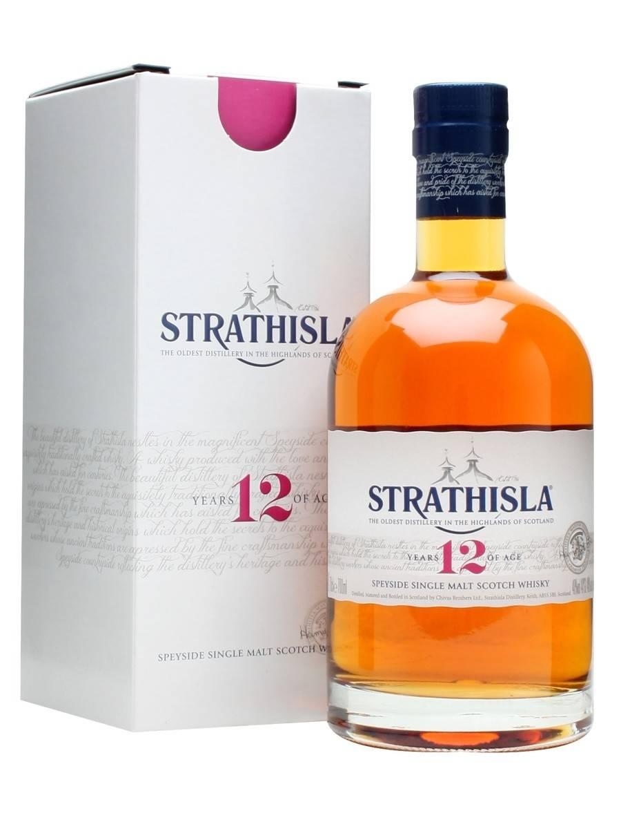 Виски «страталлан» (strathallan) купажированный 0,7л крепость 40%