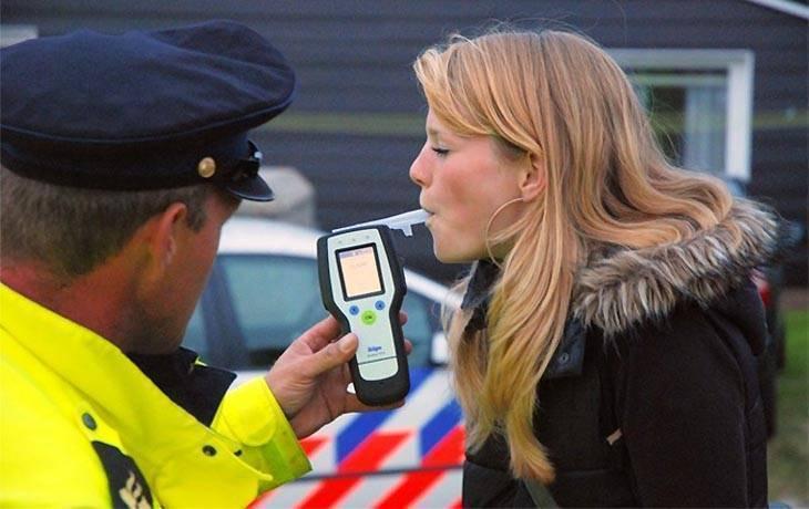 Процедура прохождения алкотестера: проверка водителя в 2020 году