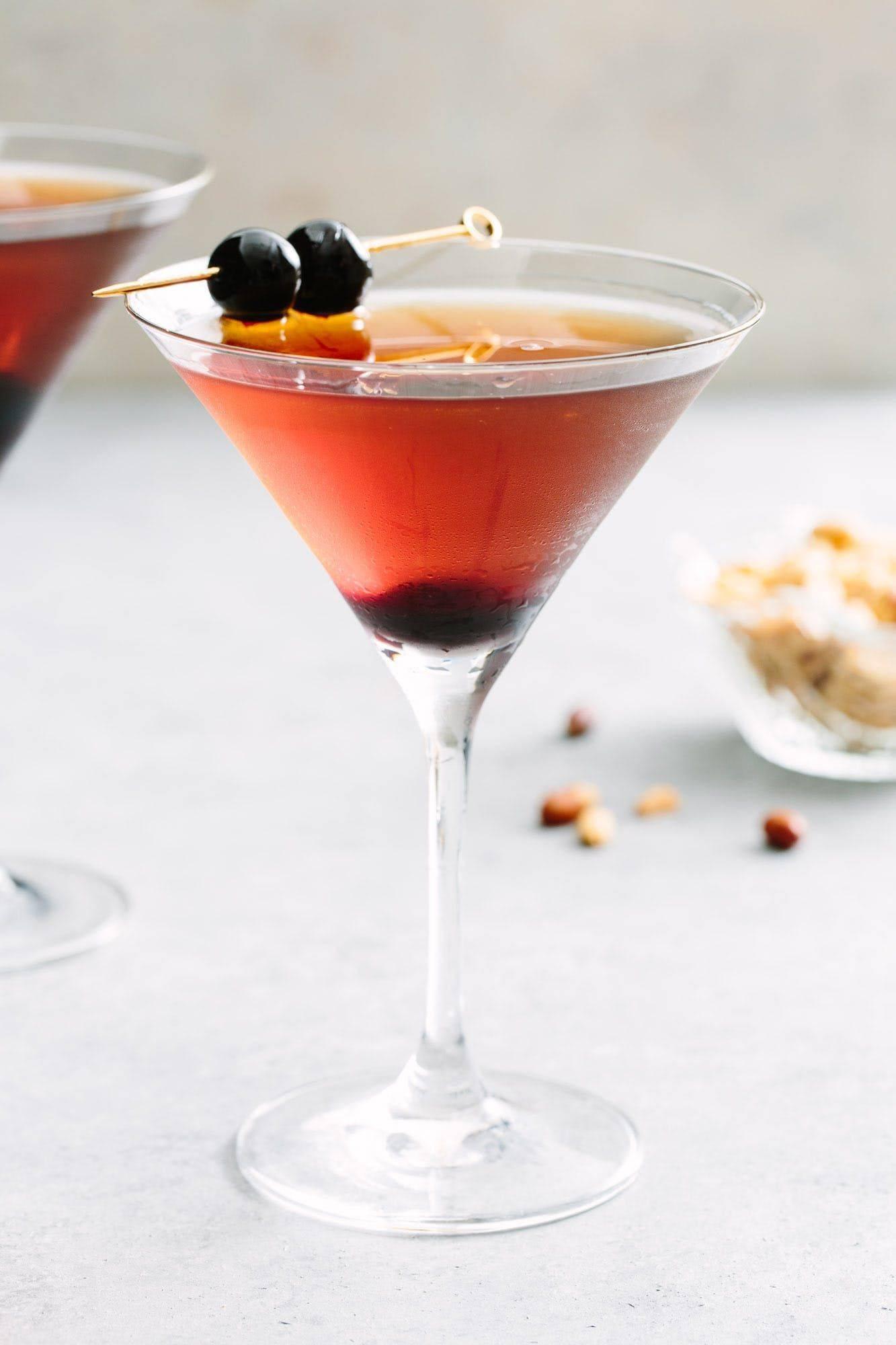 Рецепты приготовления коктейля манхэттен