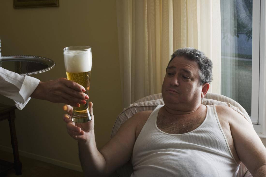 Есть вопрос: как пить пиво и не толстеть