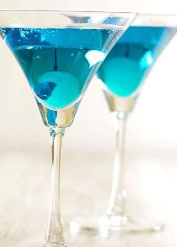 Безалкогольный коктейль голубые гавайи - вкусные рецепты от receptpizza.ru