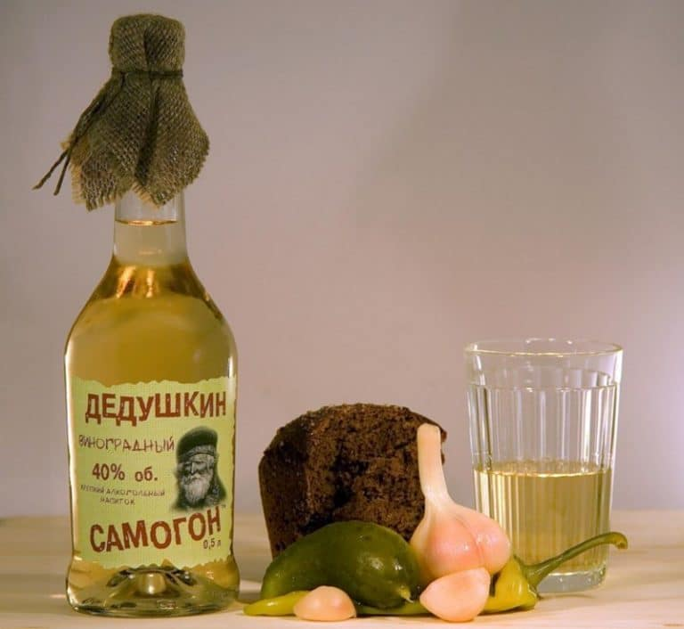 Что лучше — самогон или водка? | bezprivychek.ru