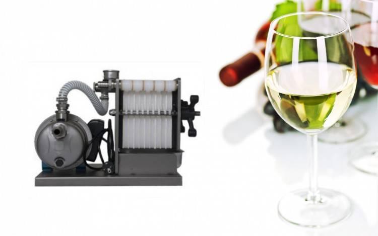 Как отфильтровать вино в домашних условиях
